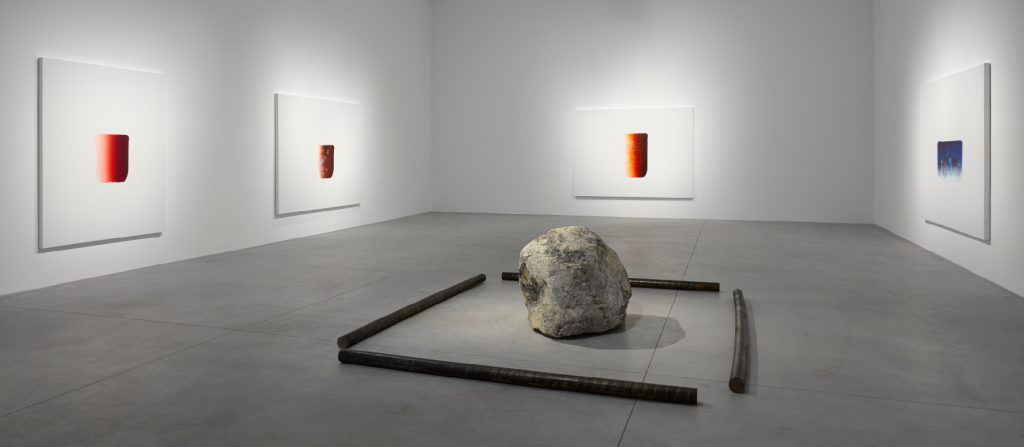 Lee Ufan x Château la Coste 1